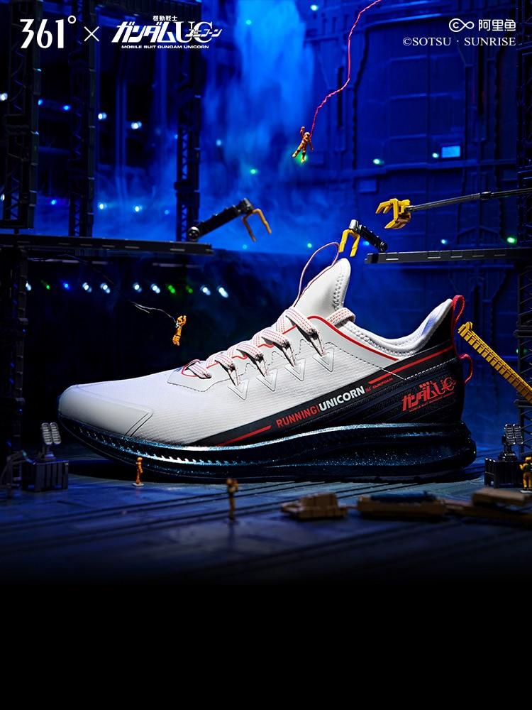361 GUNDAM running shoes 2019 new