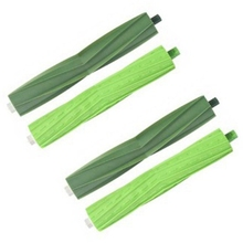 Adapter For Irobot Roomba Sweeping Robot Accessories Main Brush I7+ E5 E6 Rubber Dust Extractor