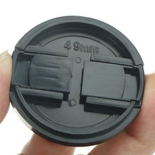 Universal 49 52 55 58 62 67 77 82 MM Camera Lens Cap Protection Cover Lens Cover Provide Choose(China)