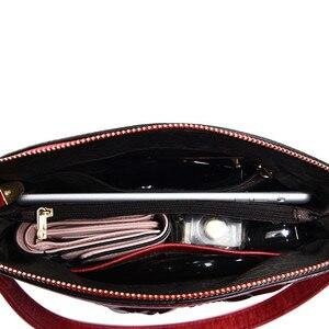 Image 5 - 3D Rose Flower Small Bags For Women 2018 Luxury Handbags Women Bags Designer Women Messenger Shoulder Bag Sheel Sac A Main Femme