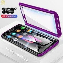 Anti-knock 360 full cover Case For Samsung Galaxy J5 J7 2017 J3 2016 Ca