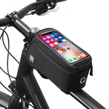 Pouch Cycling-Case Front-Tube SAHOO Bag-Holder Riding Waterproof Portable MTB Big
