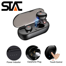 Bluetooth Earphone Y30 Wireless Headphone Earbuds Touch Control Waterproof Sports Lightweight Headset for Andiord IOS Phone