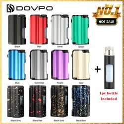 Oryginalny DOVPO Topside 90W Top Fill TC Squonk MOD z 10ml dużą butelką Squonk i 0.96 Cal ekran OLED VS DRAG Box Mod Ecig