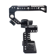SETTO Metal Camera Cage Rig for Sony A7III A7R3 A7M3 Cold Sh