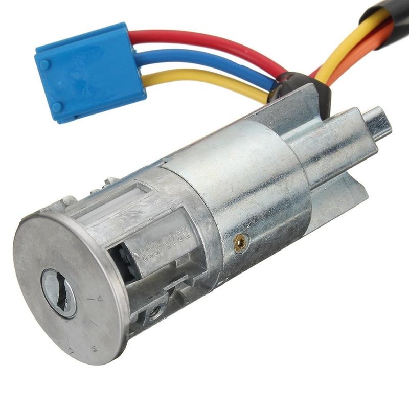 SANON Cable de Encendido del Coche Interruptor de Encendido Cable del Cable del Enchufe del Barril de Bloqueo para Peugeot 206406 Citroen Xsara Picasso