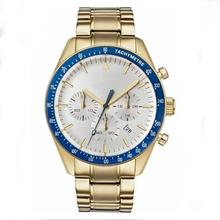 Trophy Men Chronograph Watch Luxury Quartz Wristwatch Mens B