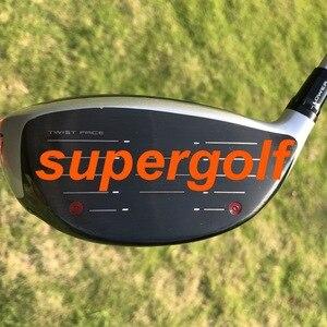 Image 4 - Новый гольф Драйвер M6 драйвер 3 #5 # фарватер леса с FUBUKI графитовый Вал головной ключ клюшки для гольфа