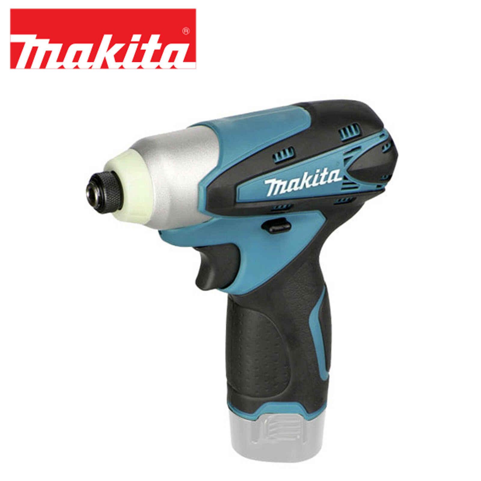 Makita DTD152Z LXT 18 V visseuse corps avec 1 x 4Ah Batterie /& Chargeur