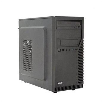 Desktop PC iggual PSIPCH402 i3-8100 8 GB RAM 120 GB SSD Black
