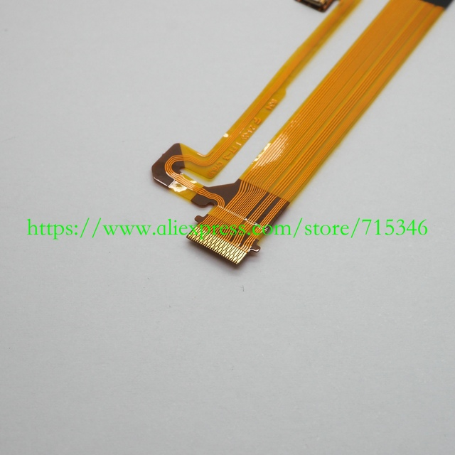 Câble flexible Anti-secouement pour lentille FUJI XF 18-55mm f/2.8-4 R OIS, réparation FUJINON – 58