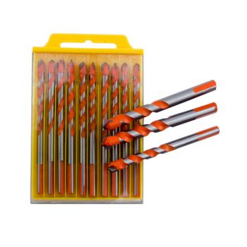 Multifunctional Drill Bits Ceramic Glass Ultimate Punching Hole Working Sets