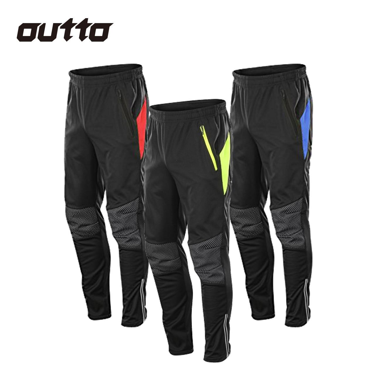 Теплые флисовые водонепроницаемые брюки для велоспорта, мужские зимние ветрозащитные дышащие спортивные уличные теплые велосипедные брюки|Штаны для велоспорта|   | АлиЭкспресс