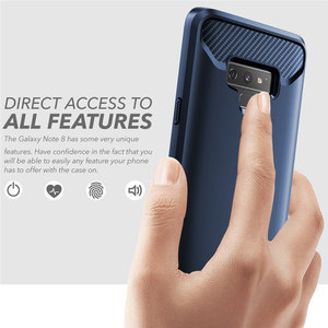 Image 4 - For Samsung Galaxy Note 9 Case Clayco Xenon Full Body Rugged Cover with Built in 3D Curved Screen Protector For Galaxy Note 9