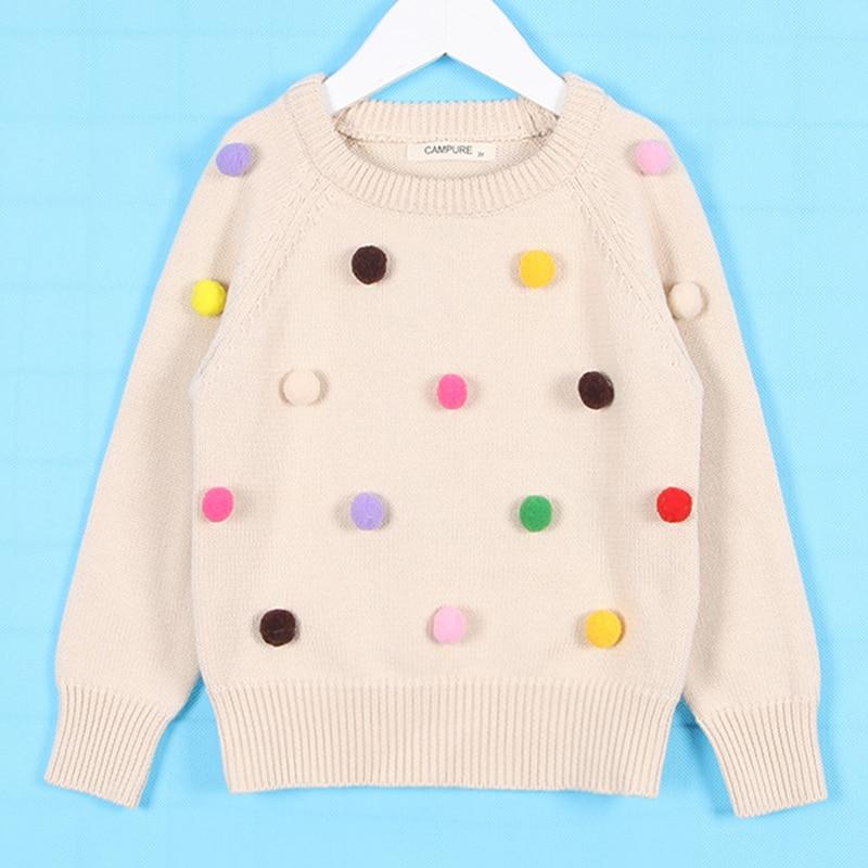 1-6Yrs New 2020 Boy Girl Long Sleeve Loving Heart Knitted Sweater Autumn Winter Boys Girls Sweaters For Baby Girls Kids Sweater 27