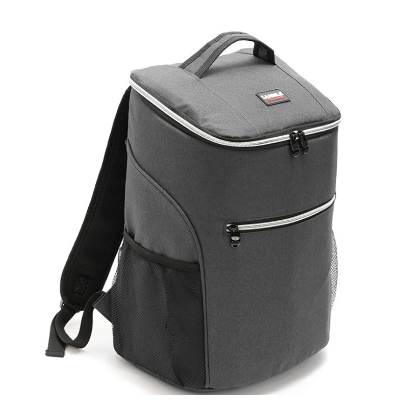 20L 600D Large Thicken Cooler Bag Thermal Insulated Fresh Keeping Style Thermal Bag Insulation Ice Pack