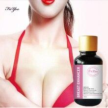 FiiYoo травяной груди масло для увеличения эффективности полный упругость груди увеличить герметичность большой для бюста, груди уход
