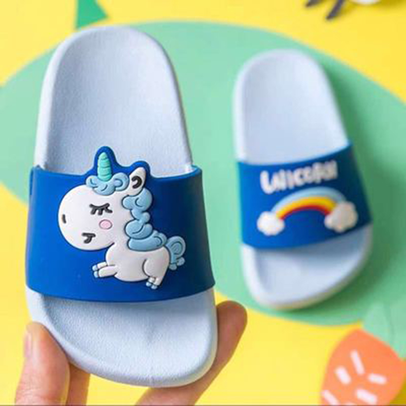 Unicorn Rainbow Slippers 3