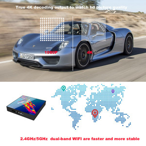 Image 3 - A95X R3 RK3318 Smart Tv Box Android 9.0 4K Set Top Box 4Gb 64Gb 32Gb 3D USB3.0 Dual Wifi Google Playstore Youtube 4K Tvbox