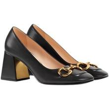 Sandales en peau de mouton pour femmes, chaussures de créateur à talons hauts pointus, nouvelle série 2021