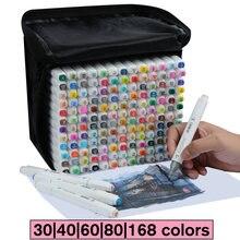 Touchfive 30/40/60/80/168 с двухголовой живопись на холсте маркером