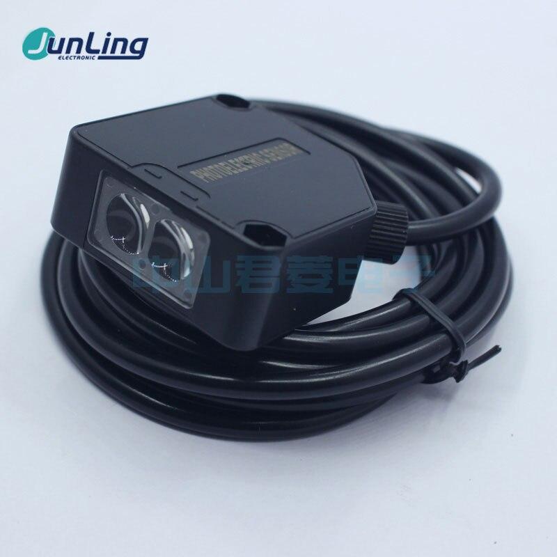 Новый оригинальный G-TEK PMF50R-RF квадратный регрессии отражение фотоэлектрический выключатель PMF50R-RF фотоэлектрический датчик из натуральной к...