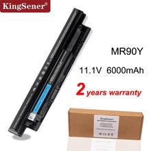 KingSener 6000mAh Korea CELL MR90Y Battery สำหรับ DELL Inspiron 3421 3721 5421 5521 5721 3521 3437 3537 5437 5537 3737 5737 XCMRD