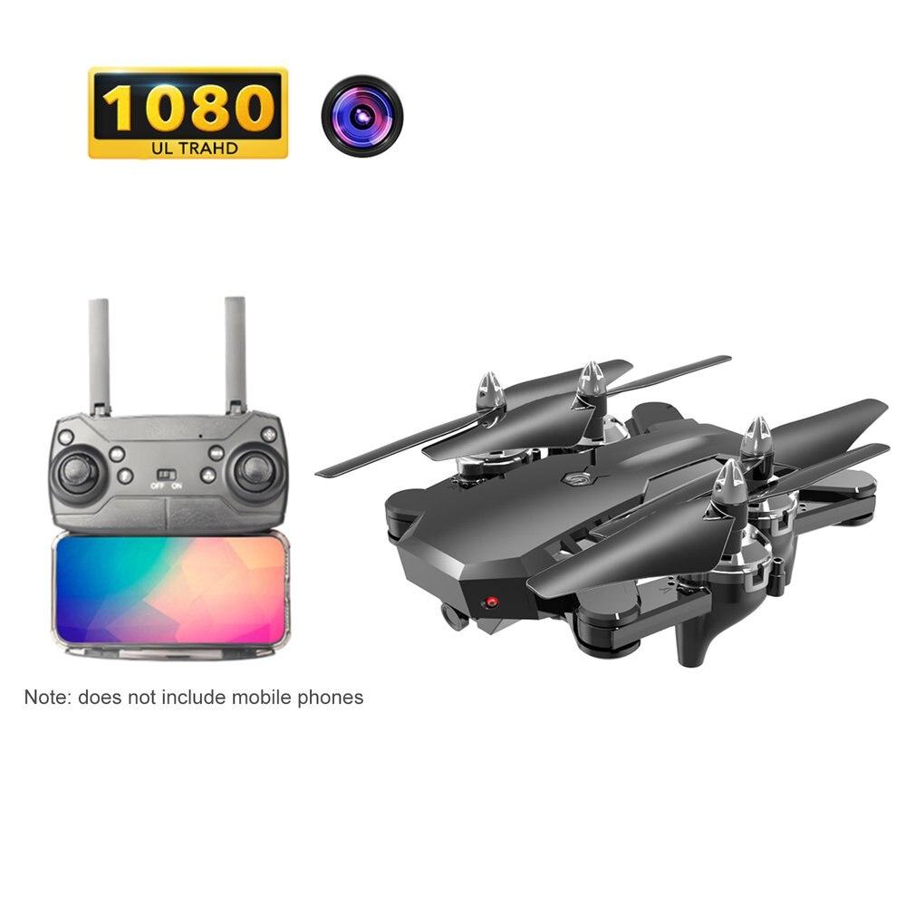 CS-7 gps 2,4G складной Радиоуправляемый Дрон Безголовый режим с 1080P WiFi камерой самолет Радиоуправляемый вертолет игрушки с дистанционным управл...