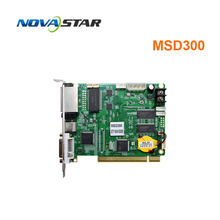Carte d'envoi du système de contrôle Novastar MSD300 pour grand contrôleur d'affichage LED couleur