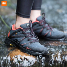 New Xiaomi Mijia Proease Forest Waterproof V Bottom Running Outdoor Sneakers Shoes Anti-Slide-Shock Breathable For Man Woman