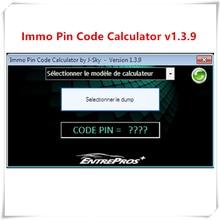 2020 immo código de pino calculadora v1.3.9 para psa opel fiat vag desbloqueado