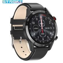 цена на Smart Watch PPG ECG Monitoring Heart Rate Blood Pressure Tracker Bluetooth IP68 Waterproof Sport Sleep Fitness Smart Watch Men
