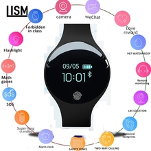 Color Touch Screen Fashion Smartwatch Motion detection Smart Watch Sport Fitness Men Women Wearable Devices For IOS Android trendy personality smartwatch waterproof motion detection health smart watch sport fitness women wearable devices