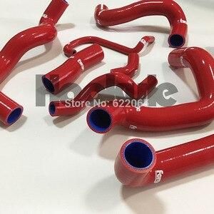 Image 3 - Prestaties Radiator Siliconen Slang Kits Voor Bmw Mini Cooper R56 1.6 T, Blauw, Rood Kleur