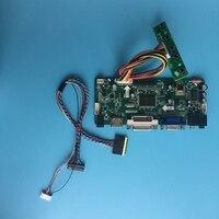 مجموعة ل N140BGE-LB2 1366X768 لوحة تحكم LVDS 40pin DIY 2019 سائق DVI الصوت VGA HDMI LCD LED لوحة شاشة 14
