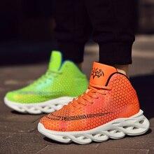 Sneakers ALIUPS Basket Outdoor Girls Sport Boys Kids Children Non-Slip