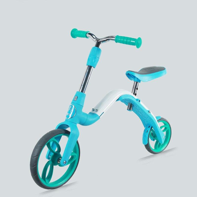 Rowery Skate dla dzieci dwa + jeden rowery Skate 2-6 lat rower dla dzieci Walker kids toys