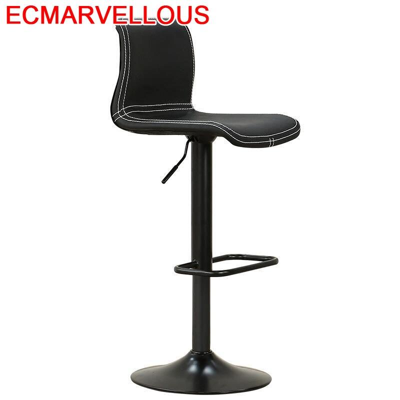 Cadir Sedia Comptoir Barstool Table Sedie Sandalyeler Banqueta Todos Tipos Sgabello Tabouret De Moderne Cadeira Silla Bar Chair