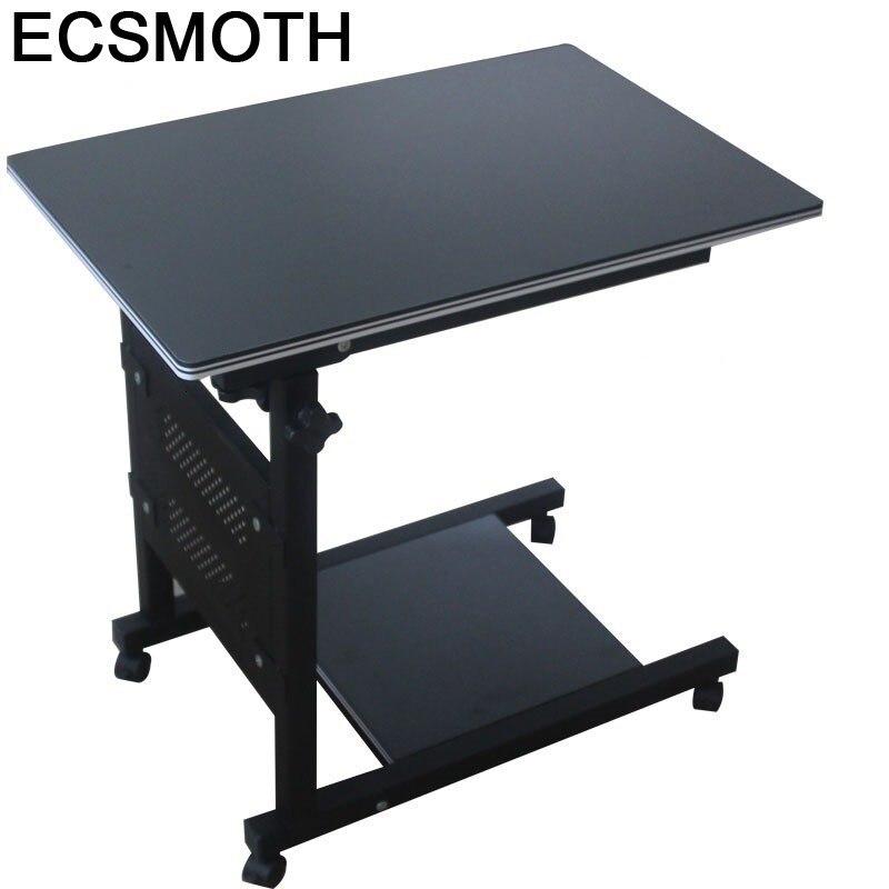 Schreibtisch Standing Furniture Office Scrivania Bed Tray Notebook Adjustable Laptop Stand Tablo Study Table Computer Desk