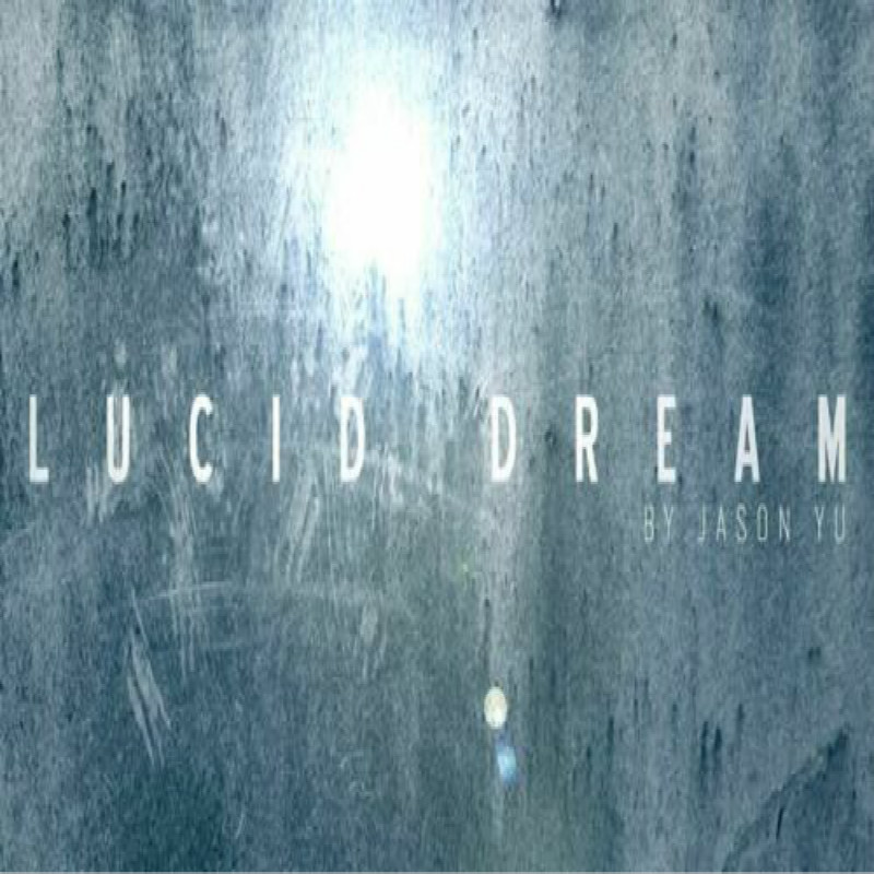 Lucid Dream (DVD And Gimmicks) By Jason Yu Close Up Magic Tricks Illusions Fun Card Appear From Frame Visual Magic Magician Fun