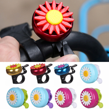 Horns Bicycle-Bell Cycling-Ring-Alarm for Handlebars Multi-Color Bike Flower Daisy Funny