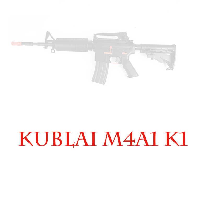 Gel jateamento kublai k1 m4a1 arma de brinquedo revista alimentação nova bola gel arma de brinquedo wbb atualizado gel balster arma de brinquedo ao ar livre