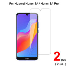 Для honor 8a / pro premium 25d 026 мм закаленное стекло Защита