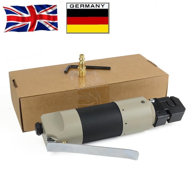 AP02 Air Punch Flansch Puncher Crimper 5mm Loch Zange Pneumatische Stanzen Klapp Werkzeug