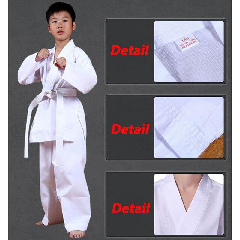 k/árate Blanco Kimono Karate Kata Suit Blanco Karate Gi Vader Sports Adulto Traje De Karate Blanco Uniforme Poli/éster//Algod/ón Gi Inc cintur/ón Gratis M//W Preencogido