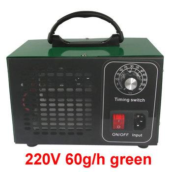 60 g h Generator ozonu filtr powietrza oczyszczacz dezynfekcja sterylizacja czyszczenie formaldehyd usuń zapach Generator ozonu 110V 220V tanie i dobre opinie VOSOCO 51-150m ³ h CN (pochodzenie) 220 v 12g h 36g h 48g h 60g h Oczyszczacz powietrza 41-60 ㎡ Przenośne 99 10 Źródło A C