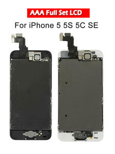 AAA Display for iPhone 5 5C 5S 5SE LCD Display Full Assembly LCD Touch Screen Digitizer