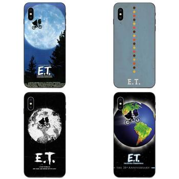 A Boy Et The Extra Terrestrial For Huawei nova 2 2S 3i 4 4e 5i Y3 Y5 II Y6 Y7 Y9 Lite Plus Prime Pro 2017 2018 2019 Drawing TPU image