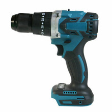 18V Electric Brushless Cordless Drill Driver Screwdriver Rechargeable Power Tool Screwdriver