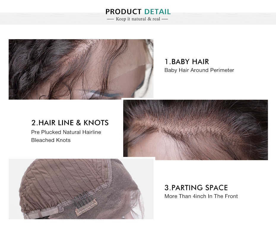 Brazylijski Jerry Curl peruka kręcone koronki przodu włosów ludzkich peruk czołowa koronki peruka krótki Bob Pre oskubane z dzieckiem uzupełnienie splotu włosów Lace closure peruka